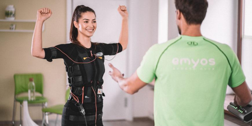 EMS Training trotz Corona